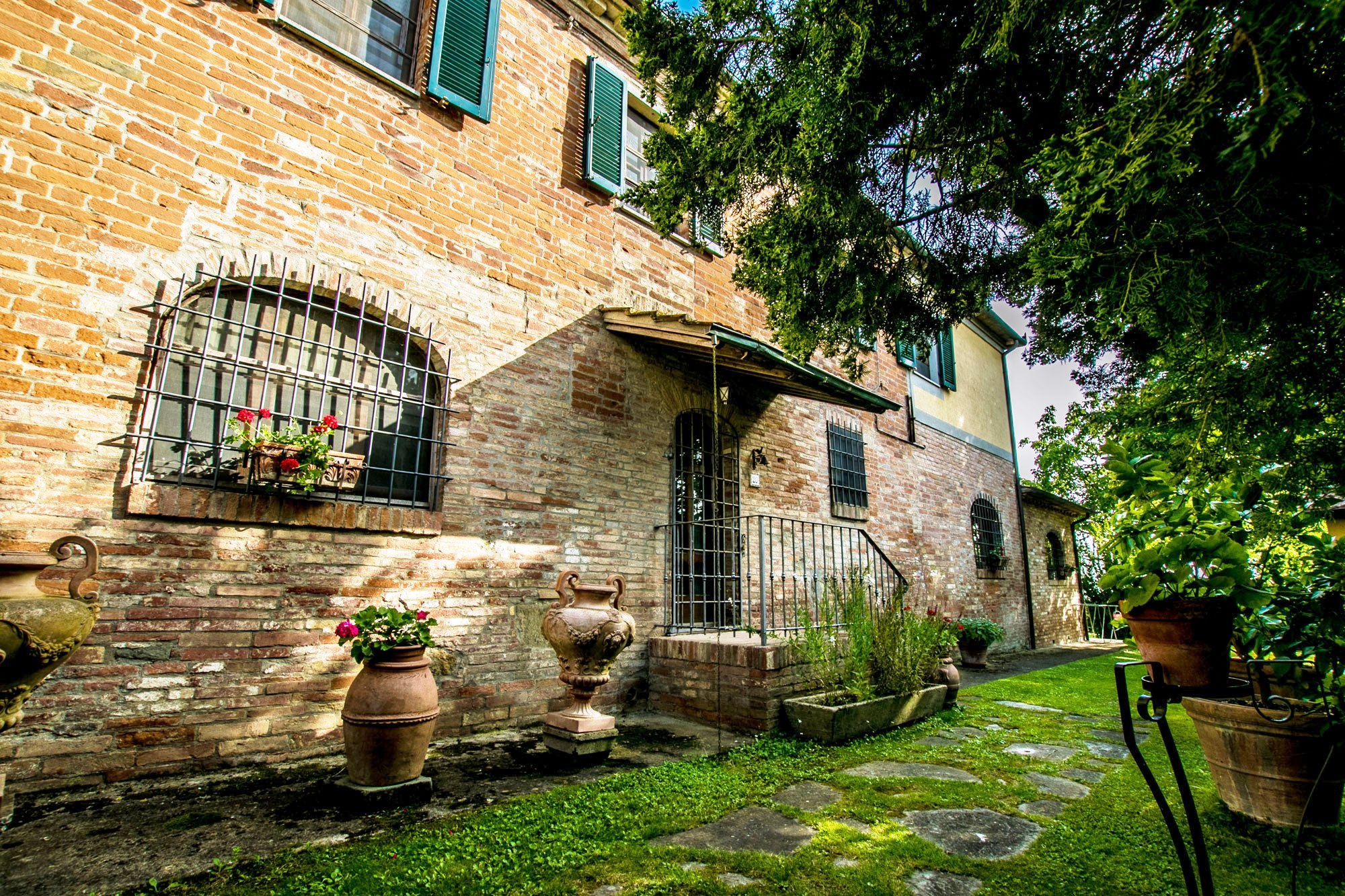 Villa Podere I Limoni Cortona Tuscany