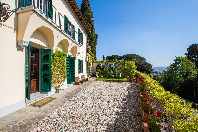 Villa Acacia Florence Tuscany