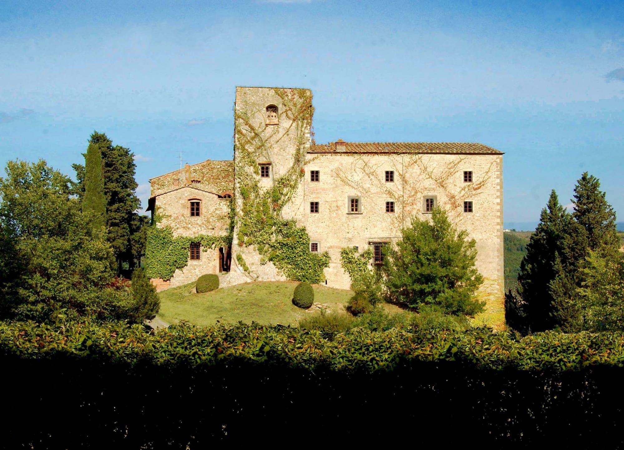 Castello di Pergolato Chianti Tuscany