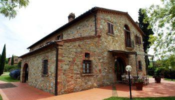 Villa Puccini Montaione Tuscany