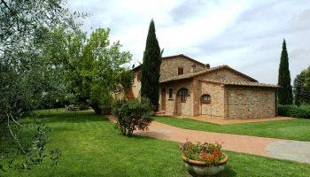 Rossini Cottage Montaione Tuscany