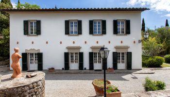Villa Serena Cortona Tuscany