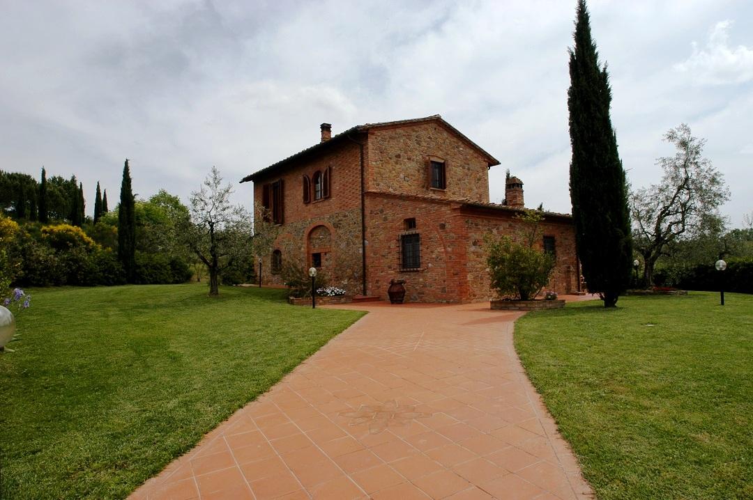 Villa Verdi Montaione Tuscany