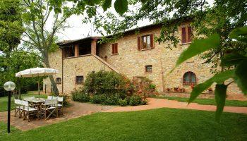 Villa Vivaldi Montaione Tuscany