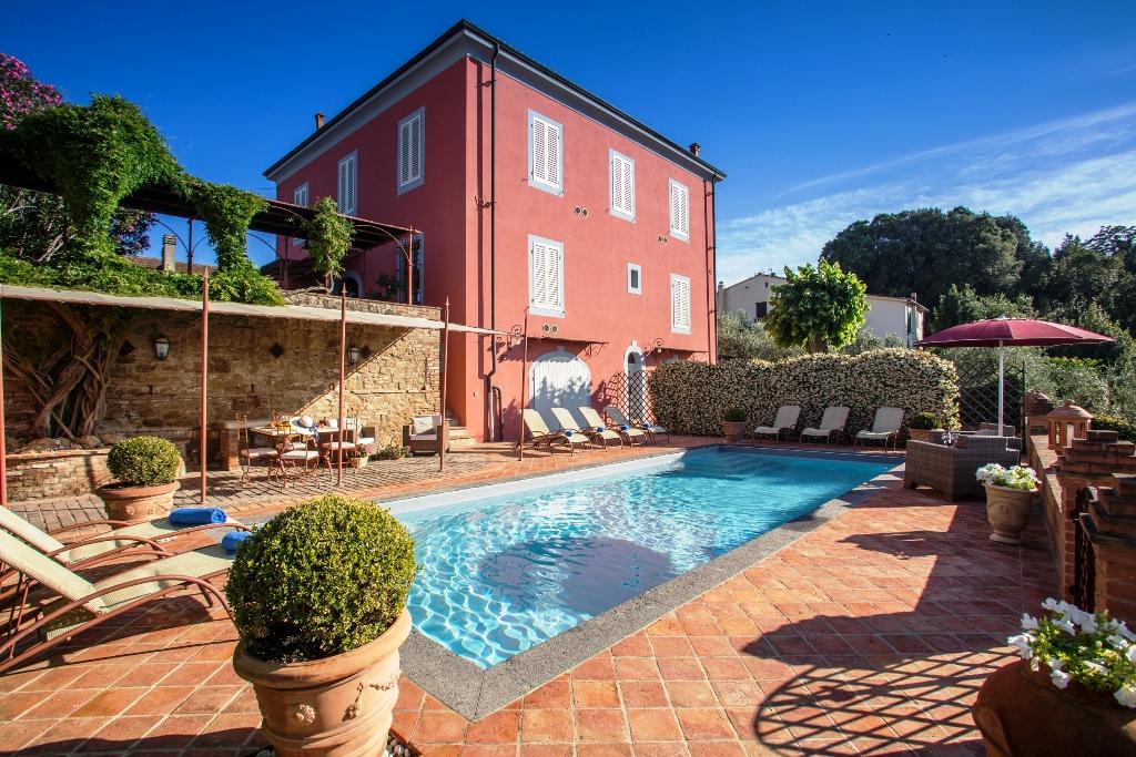 Villa Angelica - Fabbrica di Peccioli - Pisa