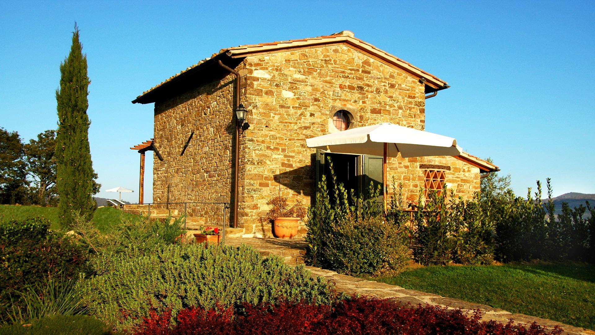 La Chiesetta Cottage Chianti Tuscany