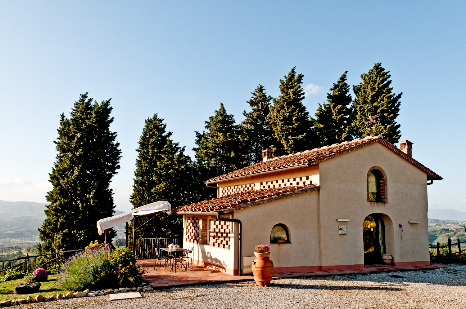 Il Colle di Sotto Cottage Florence Tuscany