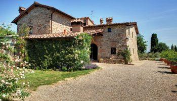 Villa Il Conventino Chianti Tuscany