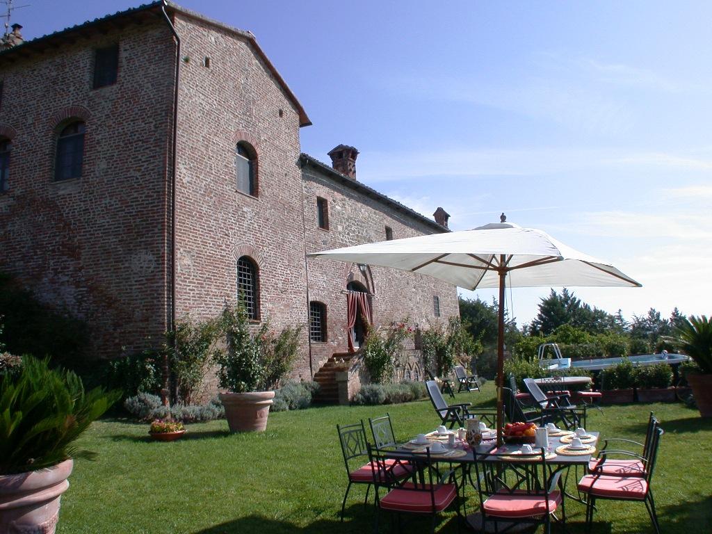 Villa La Cappella Siena Tuscany