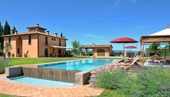 Villa Lestra - Montelopio di Peccioli - Pisa