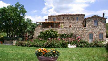 Villa Oliveto Montalcino Tuscany