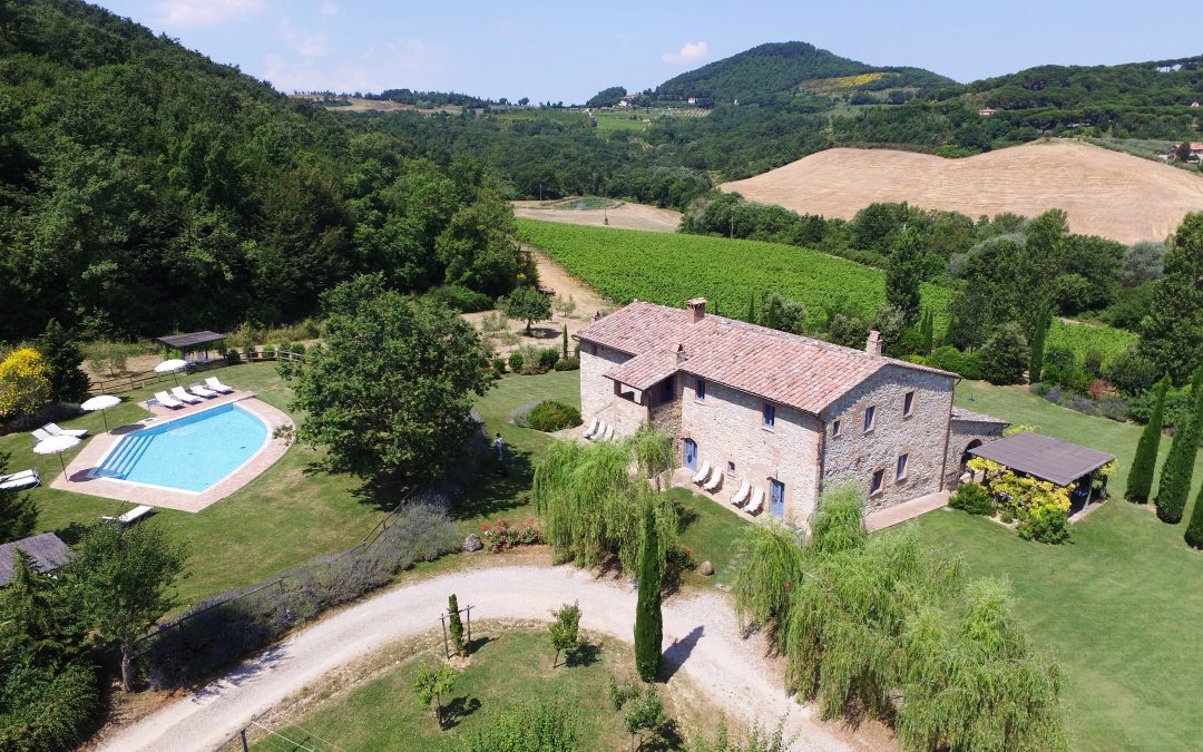 Villa Podere Monti