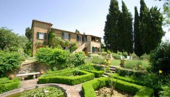 Villa Sasso Canaldo Lucignano Tuscany