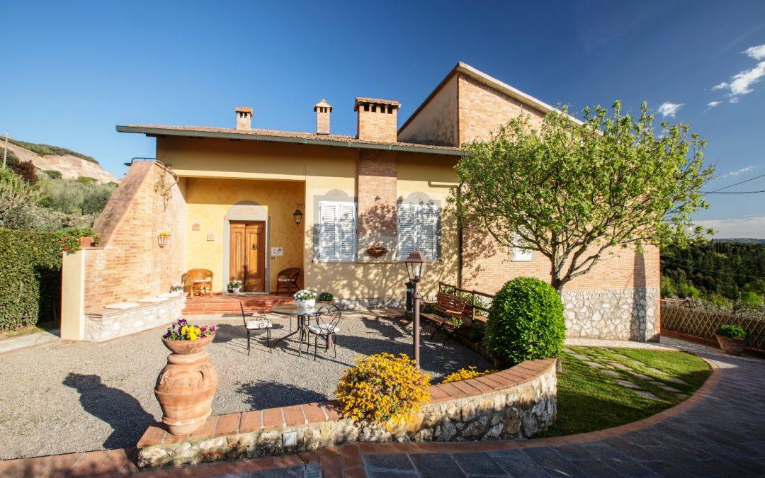 Villa La Sassolina
