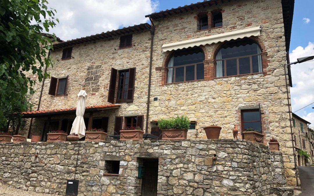 Villa del Gallo Nero