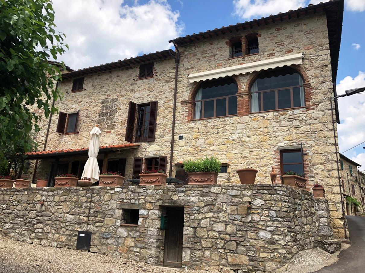 Villa del Gallo Nero Chianti Toscana