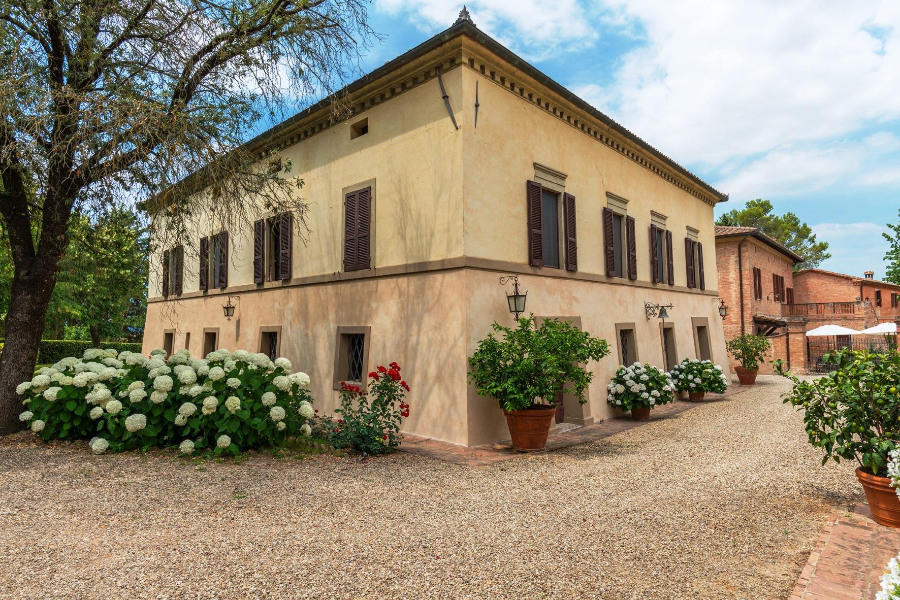 Villa La Campana - Asciano - Siena