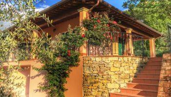 Villa Le Rose Arezzo Toscana