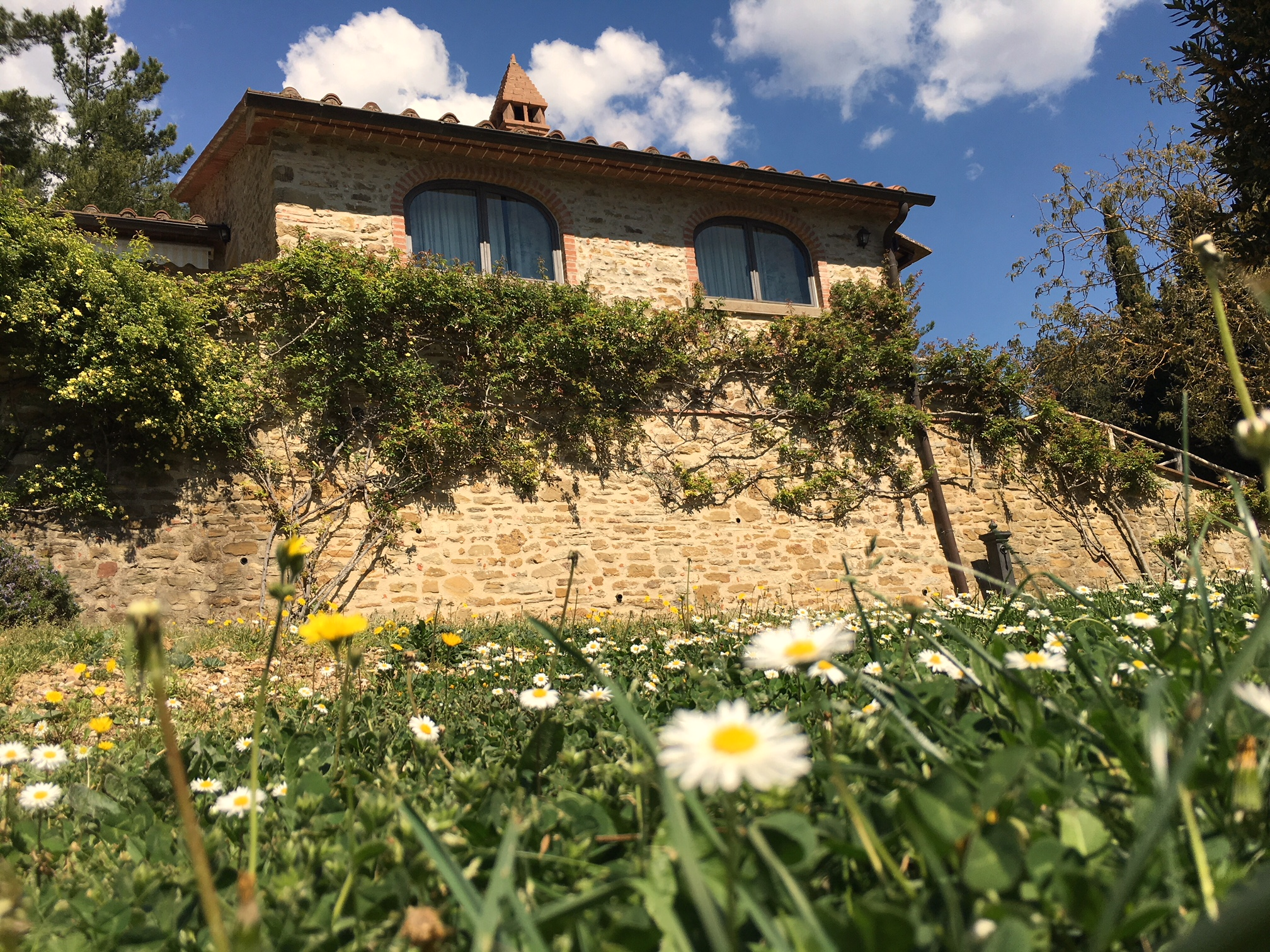 Cottage Michelangelo Arezzo Toscana