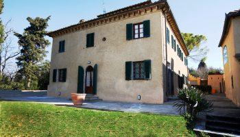 Residenza Rondini Blu Montespertoli Toscana