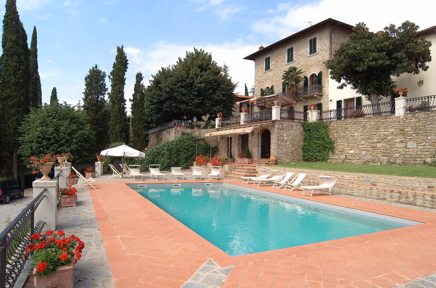 Villa San Donato Reggello Toscana