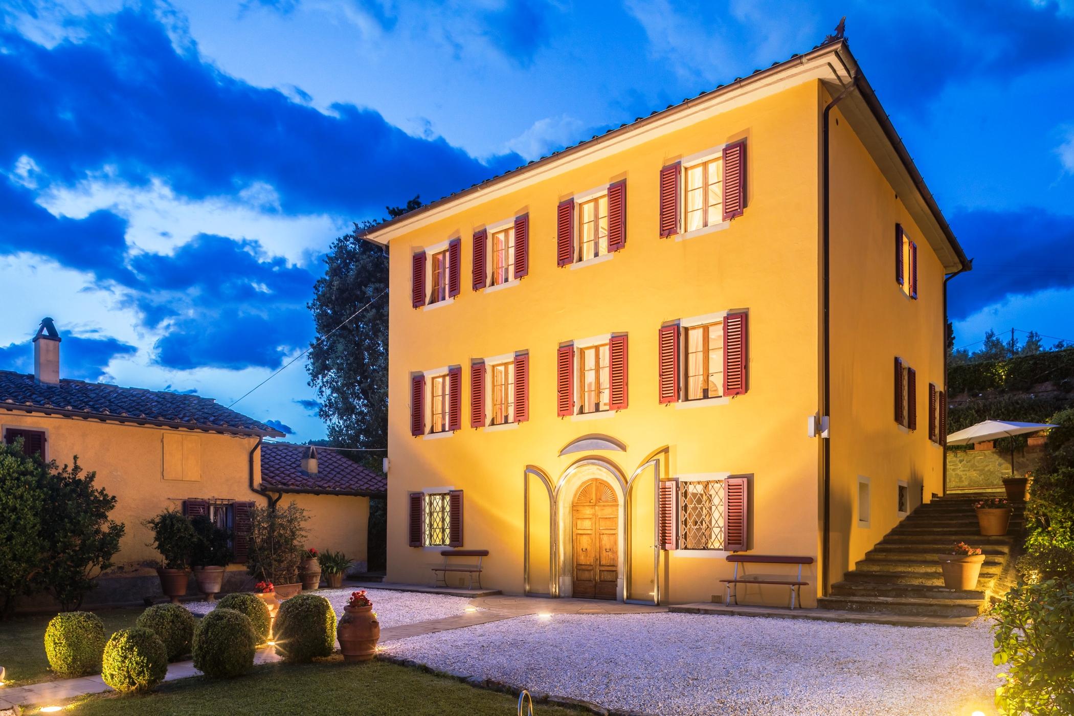 Villa Il Cerritoio Massa e Cozzile Toscana