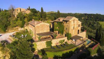 Villa Il Santo Barberino Val D'Elsa Toscana
