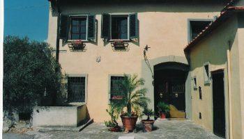 Villa Lysis Florence Tuscany