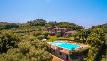 Villa dell'Angelo Monsummano Terme Toscana