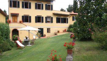 Villa Casanova Rufina Toscana