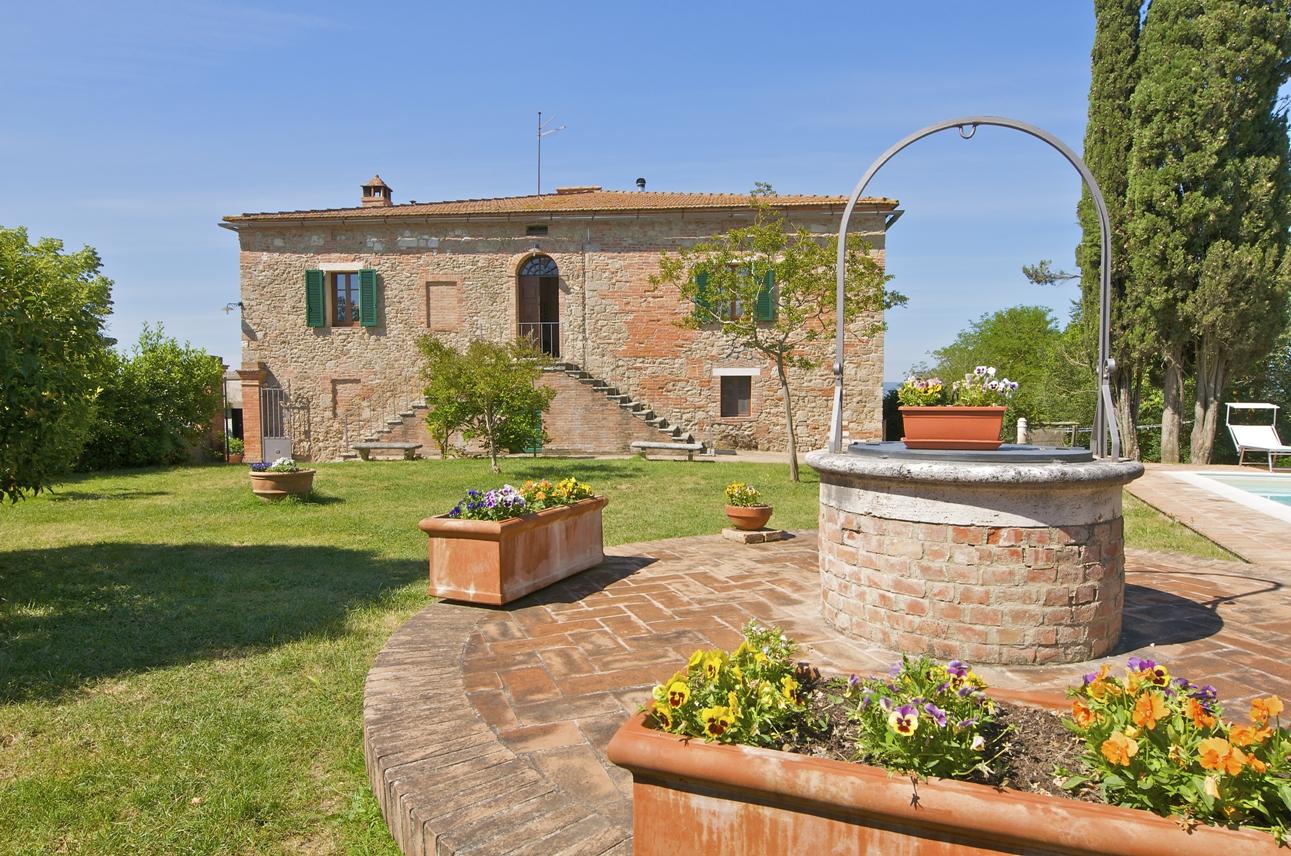 Villa La Pievina Asciano Siena
