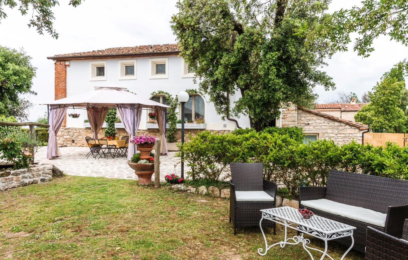 Villa San Bastiano Monsummano Terme Toscana