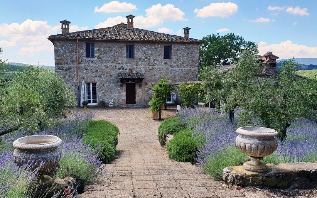Villa Le Mandrie