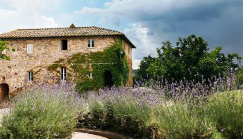 Villa Podernovo Monticiano Siena
