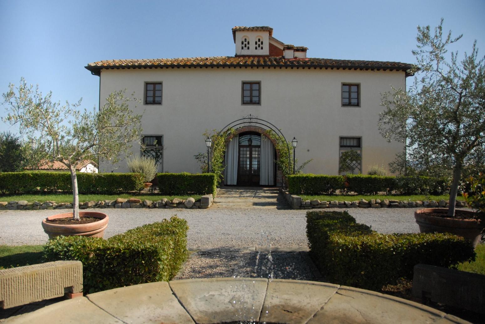 Villa de' Michelangioli Arezzo Toscana