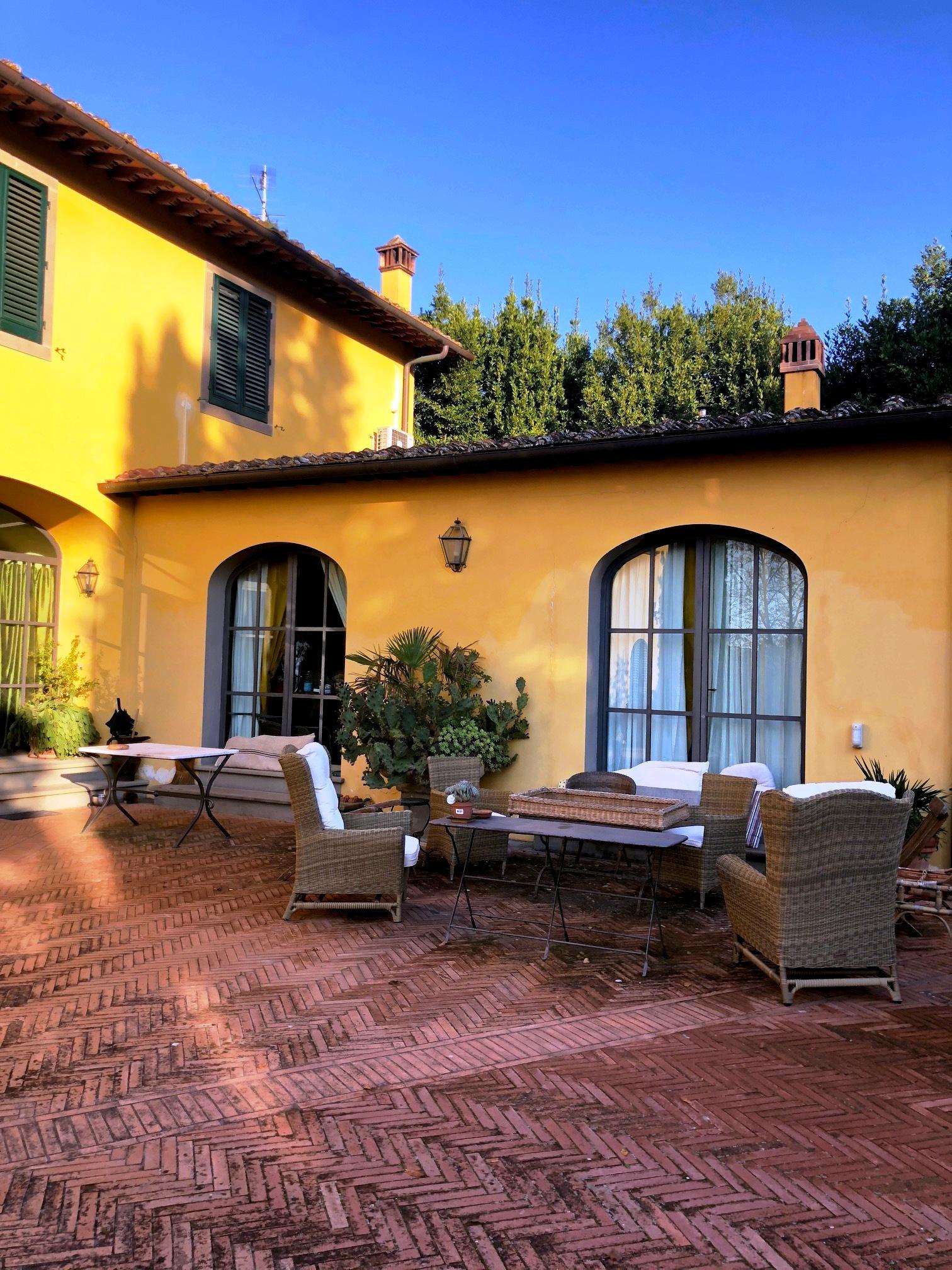 Villa Paola Firenze Toscana