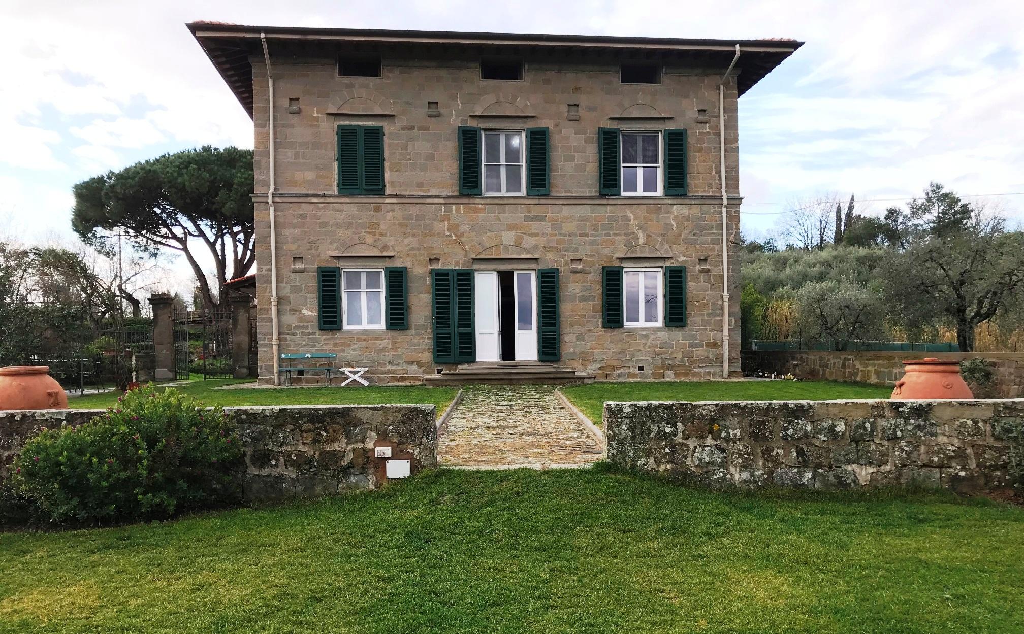 Villa Colombo Lastra a Signa Firenze